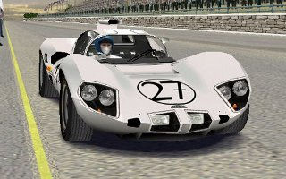 screenshot #Chaparral Mk2D
