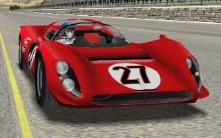 screenshot #Ferrari 330 P4