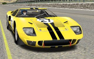 screenshot #Ford GT40 MkI