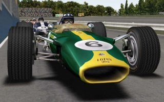 screenshot #Lotus 49